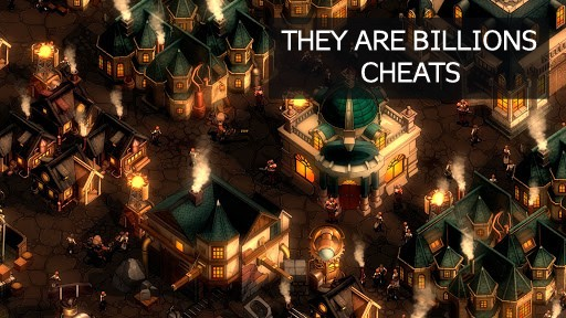 They Are Billions Cheat