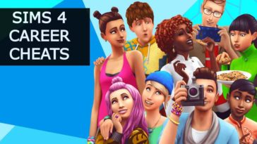 sims 4 career cheat