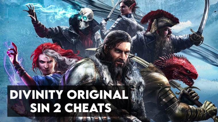 divinity original sin 2 cheats