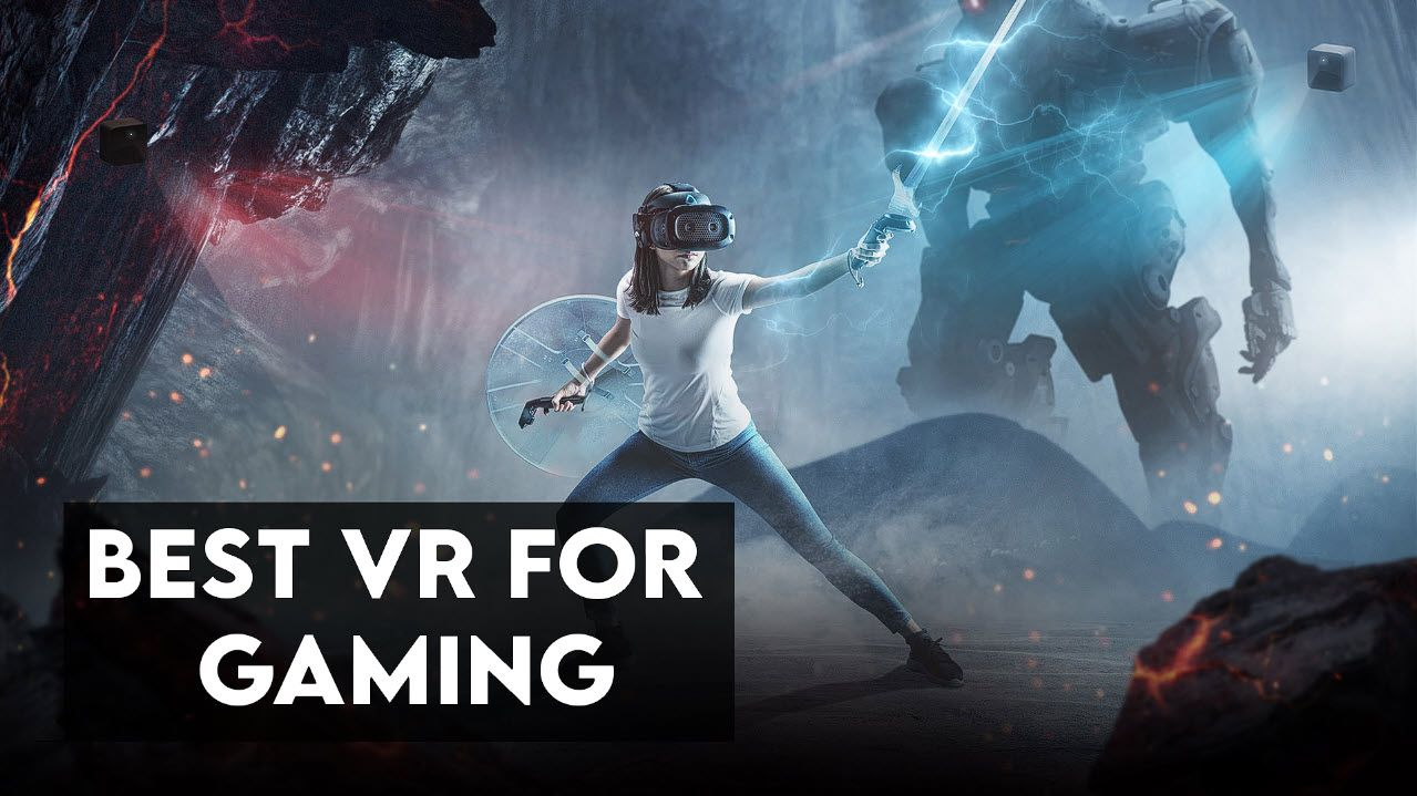 10 Best VR for Gaming - In-depth Reviews/Guides [2021]