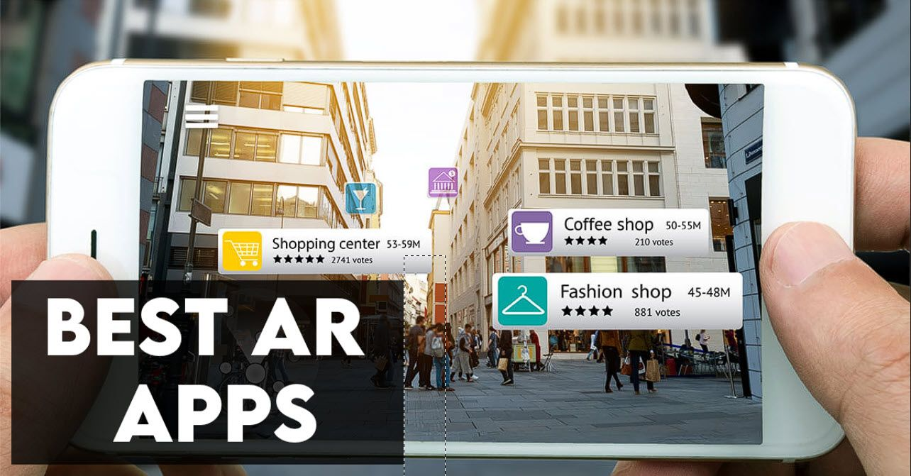 6 Best AR Apps & Accessories for Learning/Entertainment in 2021