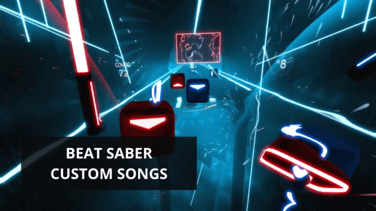 best beat saber custom songs
