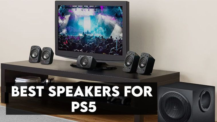 Best Speakers for PS5