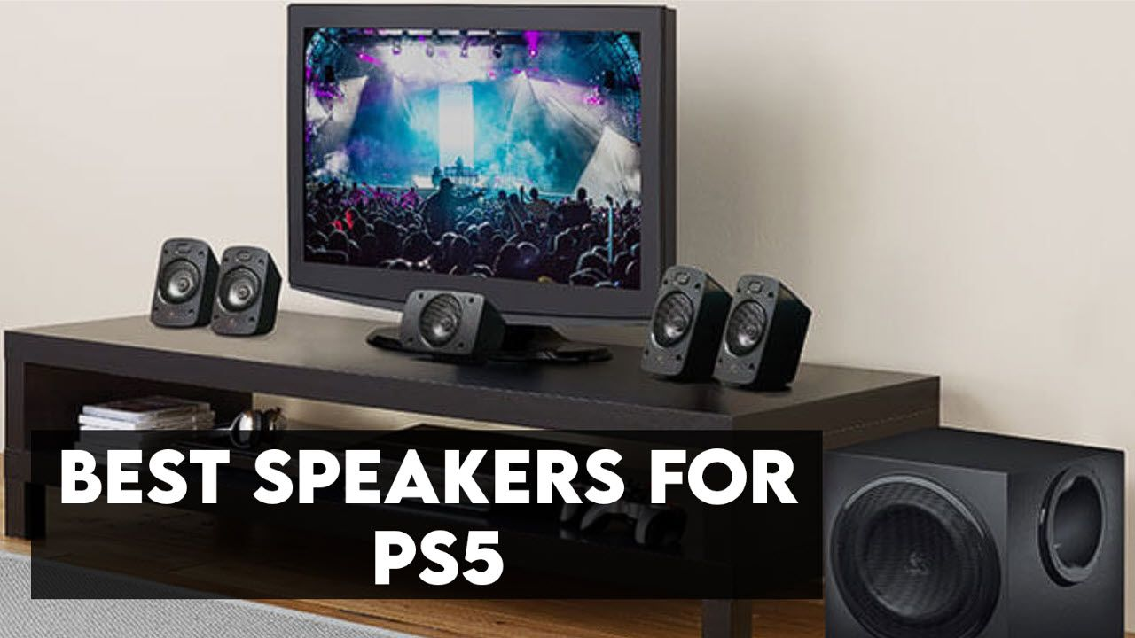 5 Best Speakers for PS5 in 2021