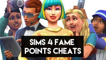 Sims 4 Fame Points Cheats
