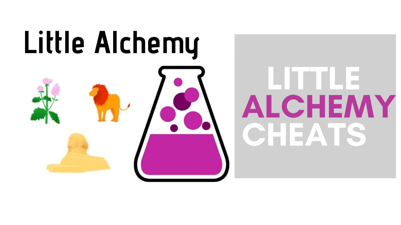 Little Alchemy Cheats, Official Hints & 580 Items in 2021