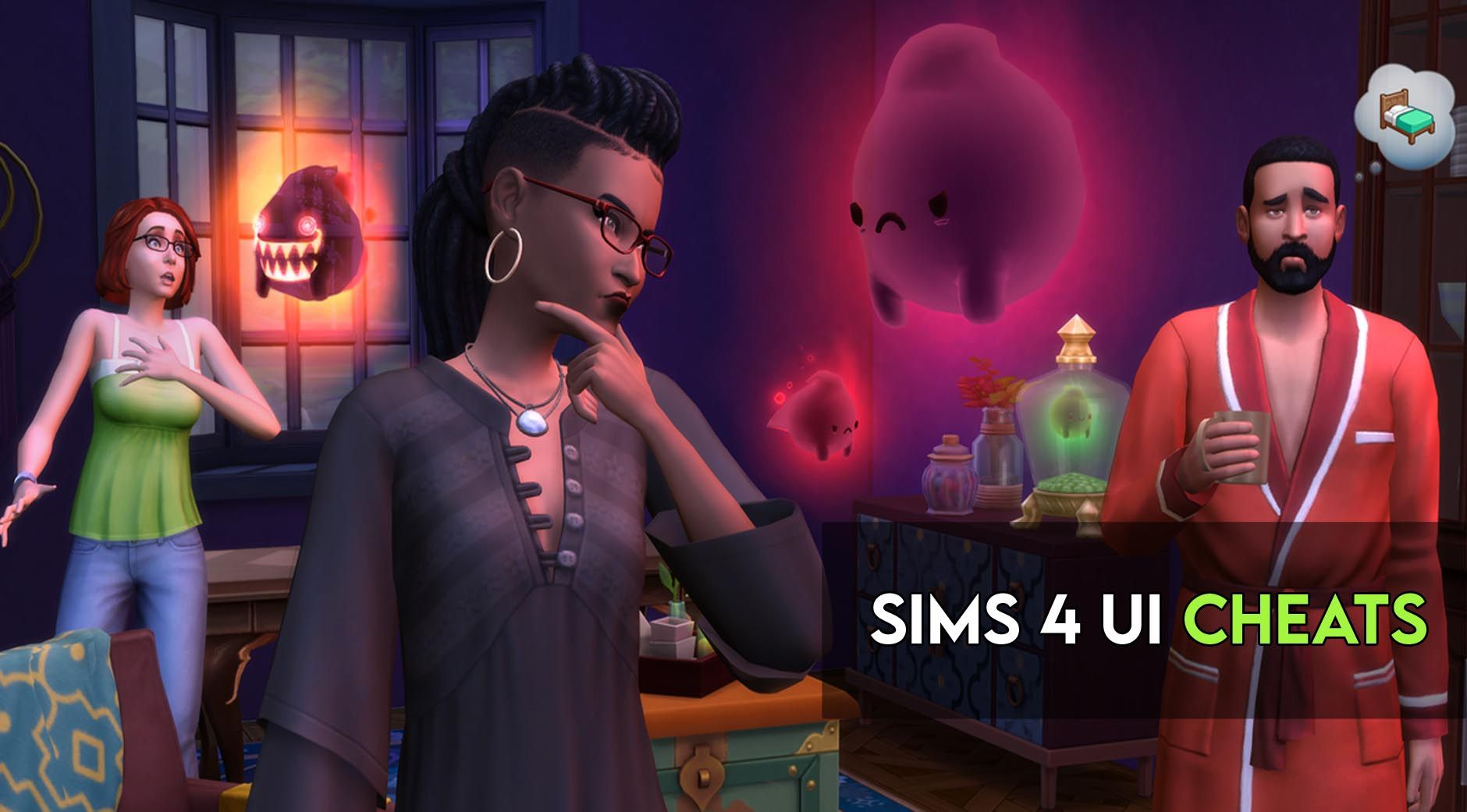 Sims 4 UI Cheats of 2021 With Complete Guide