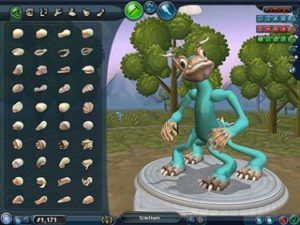 Spore Game: Customize your own creature
