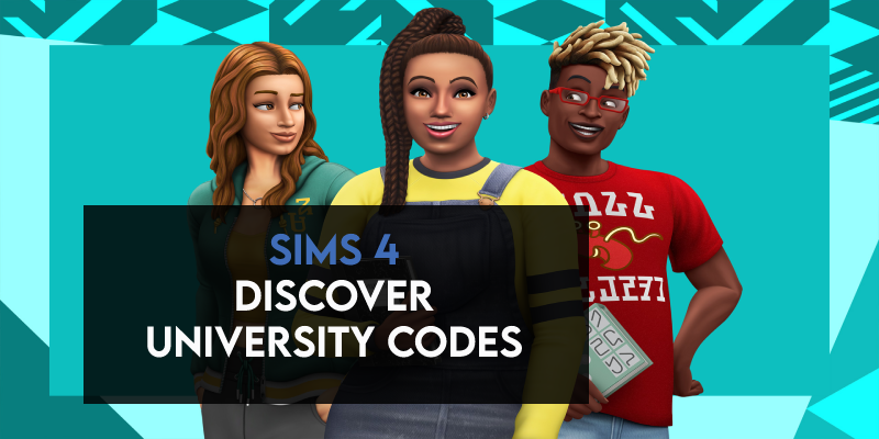 Sims 4 University Cheats in 2021 [Complete List]