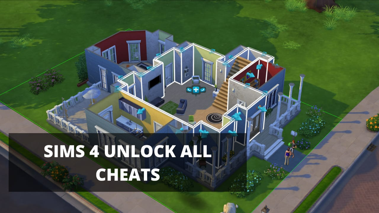 Sims 4: Unlock All Items in 2021